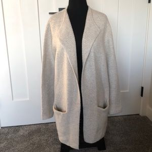 Old Navy open-front long cardigan